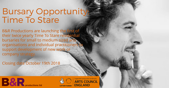 Bursary Opportunity Time to Stare