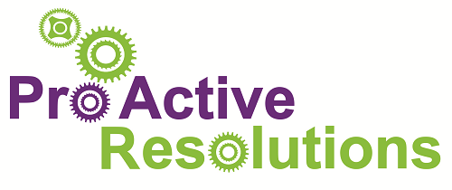 Pro Active Resolutions logo