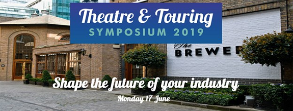 Theatre & Touring symposium 2019. Shape the furture of your industry, Monday 17 June