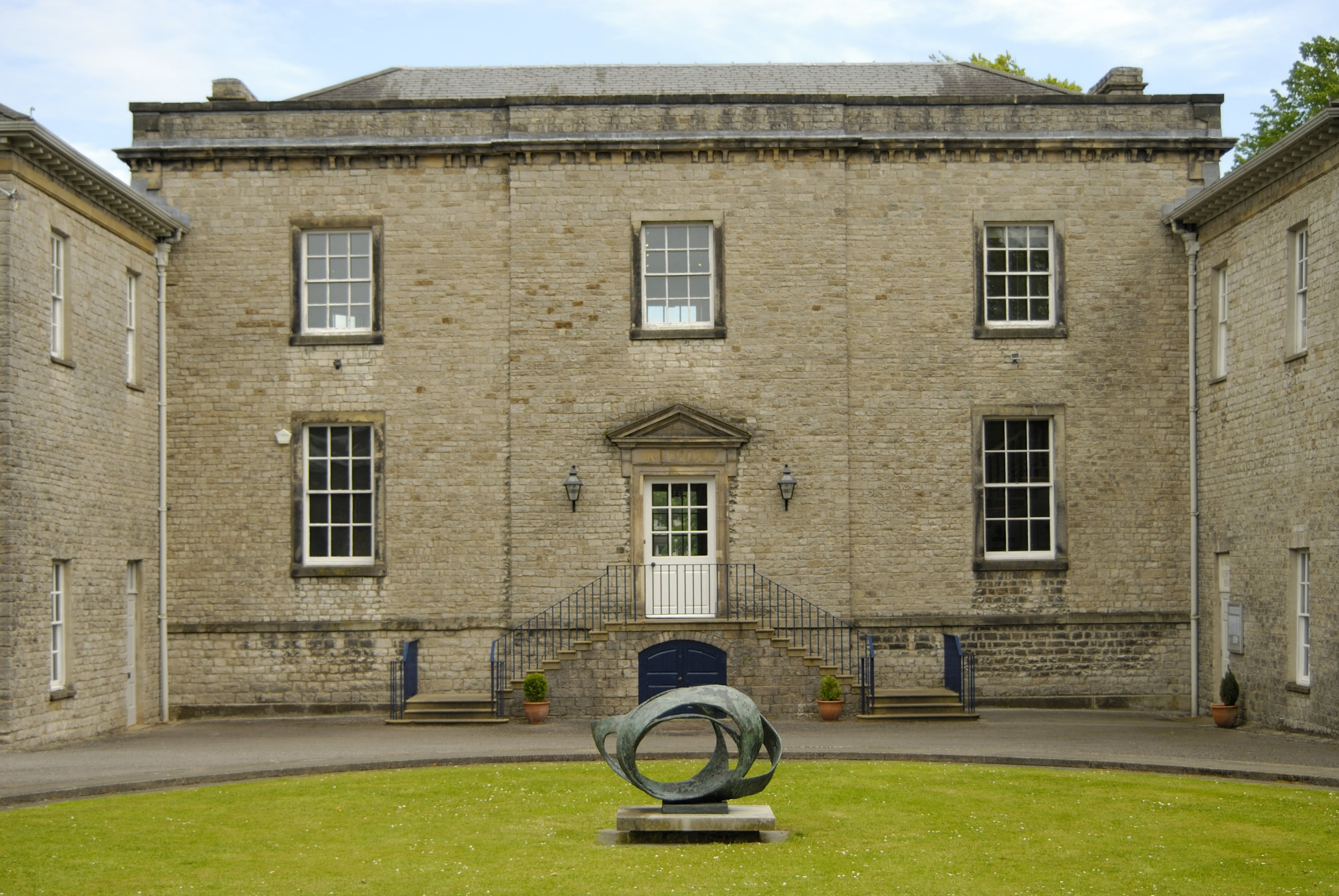 Front Elevation Uk : Redeveloping a period mansion complying with grade i