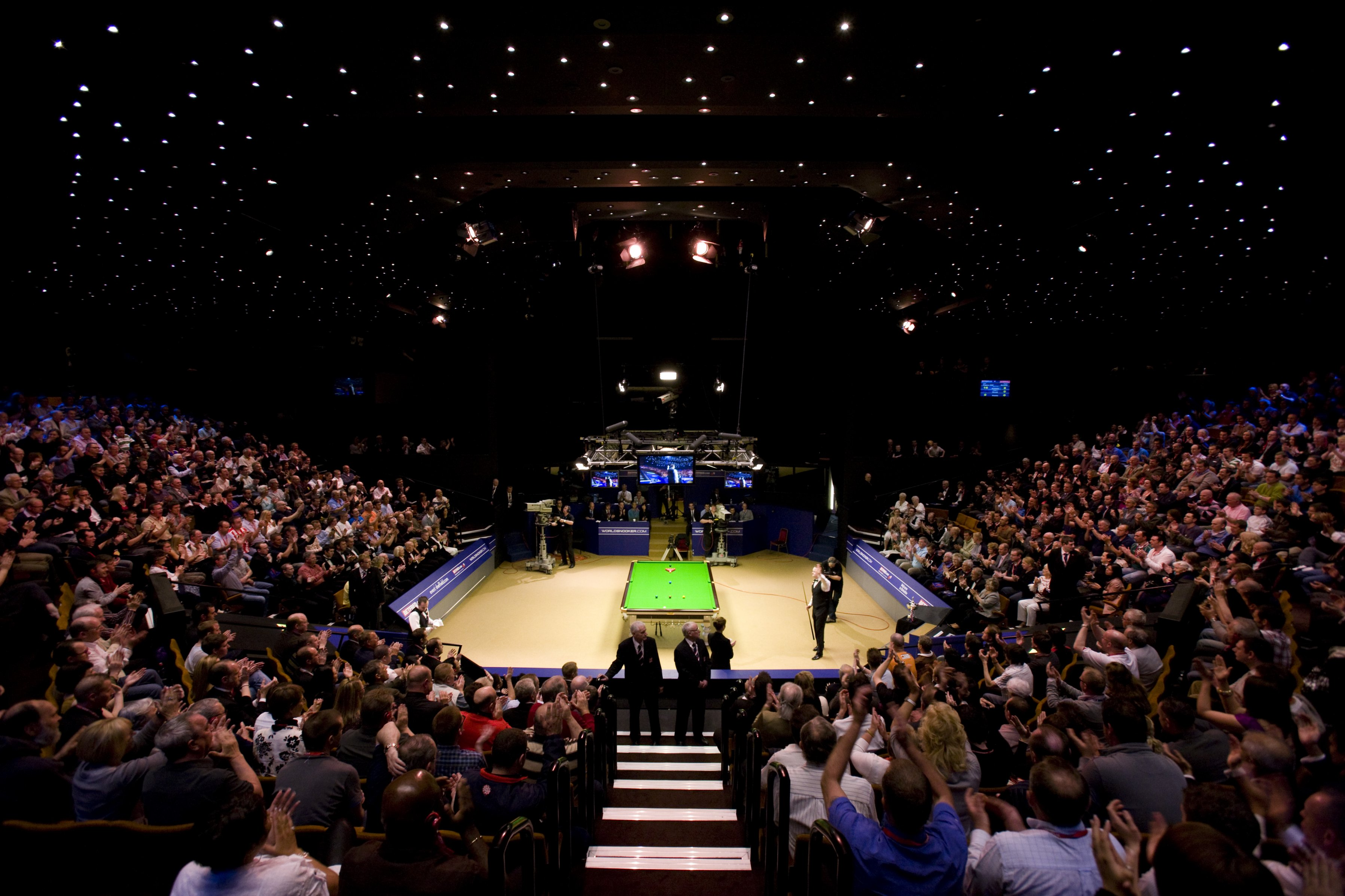 A Match Made In Sheffield The Crucible Amp World Snooker