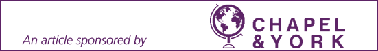Chapel & York article sponsorship banner