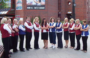 Photo of Professional ushers cannot be replaced by volunteers says Unison