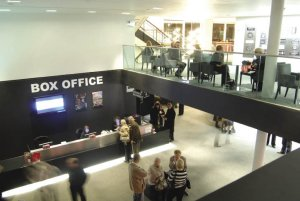 Photo showing Spektrix is pleasing both customers and staff at the Belgrade Theatre  © PHOTO George Archer