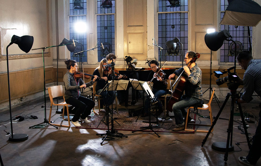 Join the club: A younger audience for classical music
