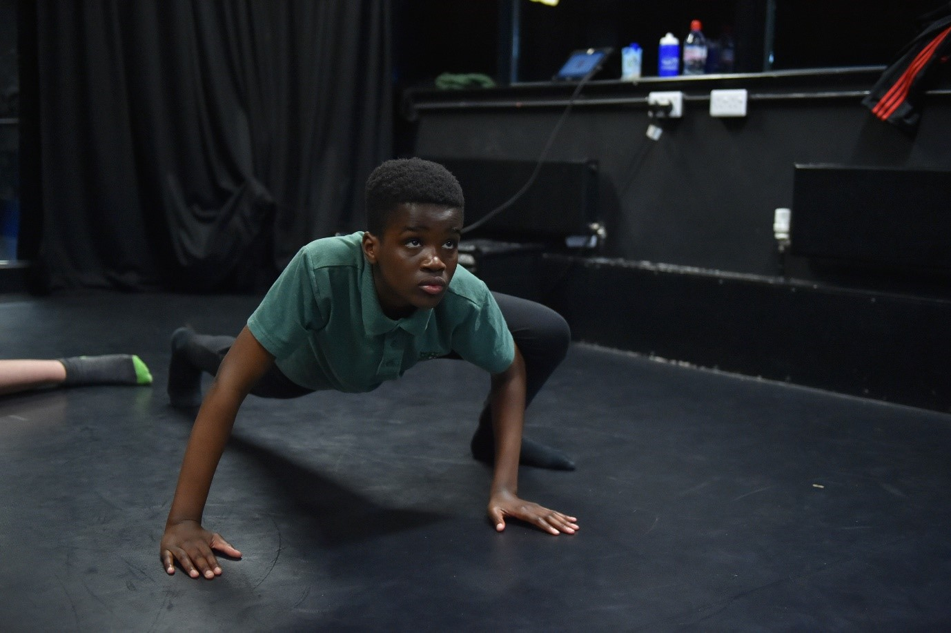 I spend a lot of time during the week managing our Schools Partnership Scheme. We deliver regular activity in a range of schools, colleges and universities across West Yorkshire supporting the national curriculum in dance, after-school activity, cross-curricular work or as behaviour management initiatives. It is really valuable for me to go out and make visits in schools, to see the work in person and to be reminded of the impact of all the planning and coordinating behind the scenes!