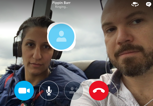 Sometimes project meetings can take place in somewhat unusual environments. Here we are about to start a Skype meeting with game designers Pippin Barr and Rilla Khaled from a boat on our way to Tate Modern.