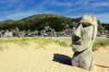 Photo of beach sculpture