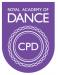 Royal Academy of Dance CPD logo