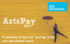 ArtsPay 2018: A summary of pay and earnings in the arts and cultural sector