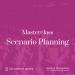 Masterclass Online Scenario Planning event logo