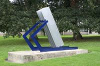 Photo of sculpture