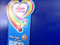 Photo of the Health Lottery