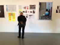 Exhibition at Tramway