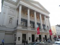 A photo of the Royal Opera House