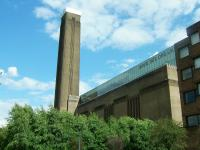 Image of exterior of Tate Modern