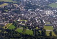 Cambridge- Aerial
