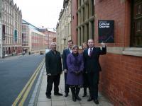 Northampton Cultural Centre Lauch