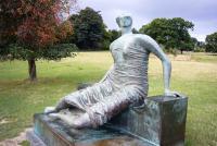 'Draped Seated Woman'