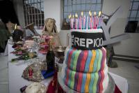 Birmingham Rep's Cake