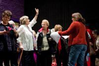 Photo of a U3A study day at the Piccadilly Theatre