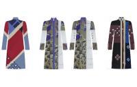 Photo of silk dresses