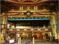 Brighton Hippodrome during redevelopment