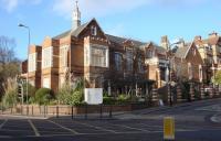 Exterior of Camden Arts Centre