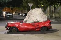 Photo of sculpture