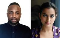 Jerrel Jackson and Sonia Sabri