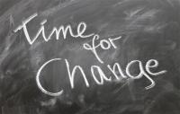 Blackboard: Time for Change