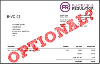 FR invoice