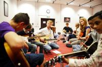 Image of guitar workshop