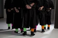 Photo of dancing feet