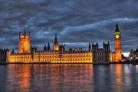 Exterior houses of parliament