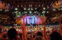 Photo of a BBC Proms concert