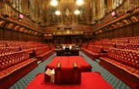 Interior of the Lords Chamber