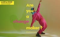 Promotional image for the Deutsche Bank Award for Creative Entrepreneurs