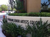 Burbank Senior Artsist Colony