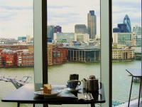 View from the Tate Modern cafe