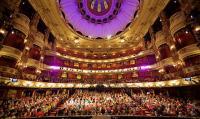 Photo of people singing in London Coliseum