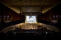 A screening at the 2011 festival with the Metropole Orchestra