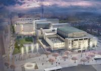 Photo of proposed redevelopment of Croydon's centre