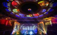 photo taken inside Brighton Dome during 5G festival