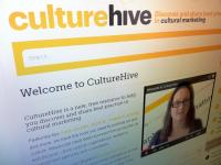 The Culture Hive website