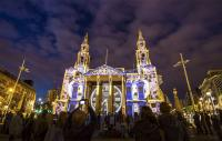 Photo of Momentous at Light Night Leeds 2013