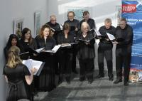 Photo of Making Music singers