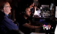 Photo of film crew