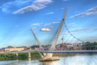 Image of Peace Bridge