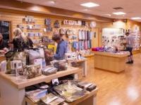 Photo of interior of shop